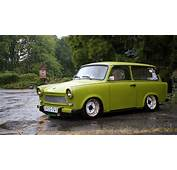 The Trabant Is Best Third Car You Can Have