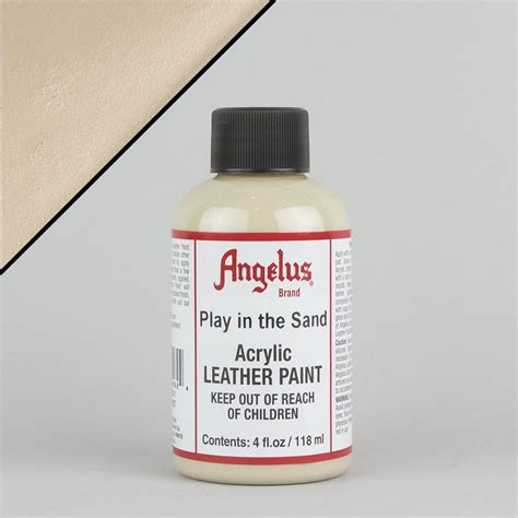 angelus leather paint new york angelus leather paint 1oz play in the sand lab uk