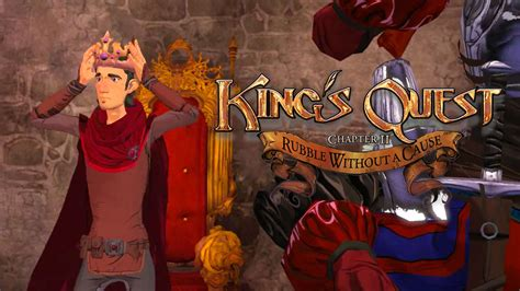 Office Quest Chapter 2 King S Quest Chapter 2 Rubble Without A Cause Review