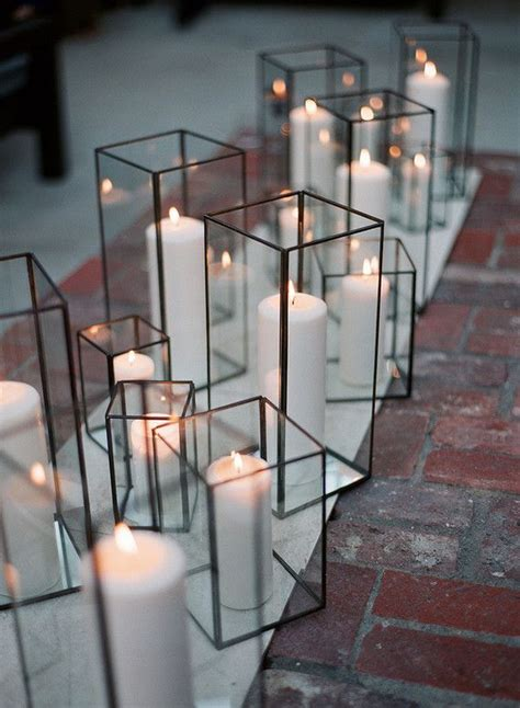 Candle Stand Decorations 25 Best Ideas About Modern Wedding Centerpieces On