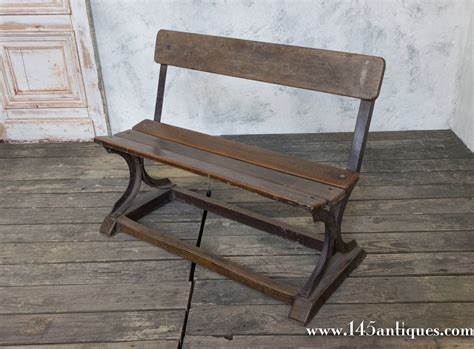 bench in french french industrial bench at 1stdibs
