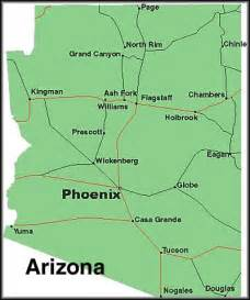 map of arizona cities and towns printable map of maps of arizona cities and counties