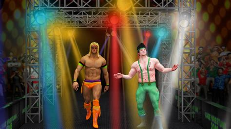 wrestling revolution full version apk download cage wrestling revolution ladder match fighting mod apk