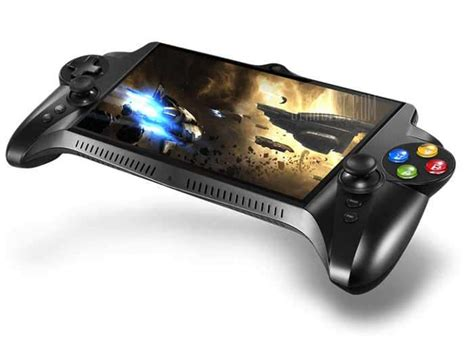 android handheld console jxd s192k android handheld console unveiled geeky