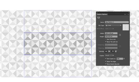 geometric pattern illustrator tutorial نمط باترن هندسي في برنامج الوستريتور جرافيشين9 للتصميم