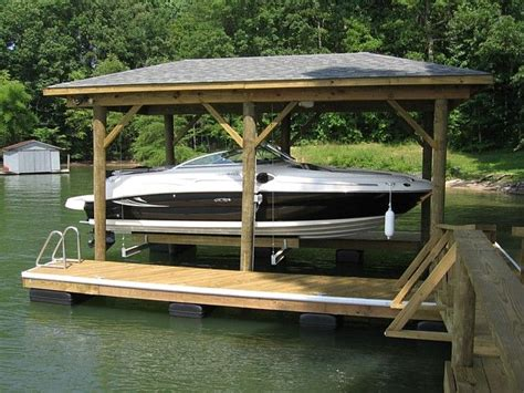 boat covers attached to dock boat lift and cover we wouldn t be able to have the walk