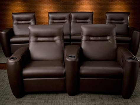 seating for small spaces choosing home theater products home remodeling ideas
