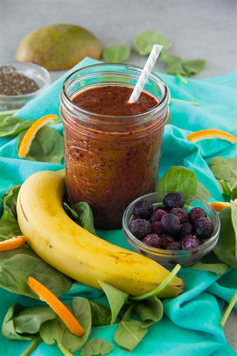 Toxin Detox Smoothie by Delicious Detox Smoothie Say Grace