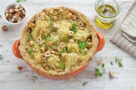 come cucinare i cavolfiori ricetta gratin di cavolfiori e broccoli cucchiaio d argento