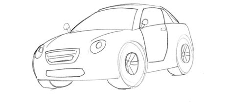 how to draw a cool car step by step cars draw cars learn how to draw a car easy junior car designer