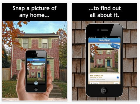 homesnap is not a boring real estate app techcrunch