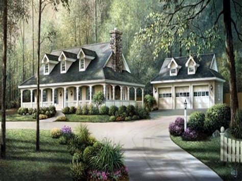 southern home plans with wrap around porches country house plans with porches southern house plans