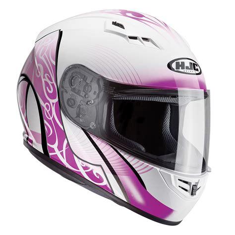 full face motocross helmet hjc cs 15 valenta pink helmet blda motorbikes