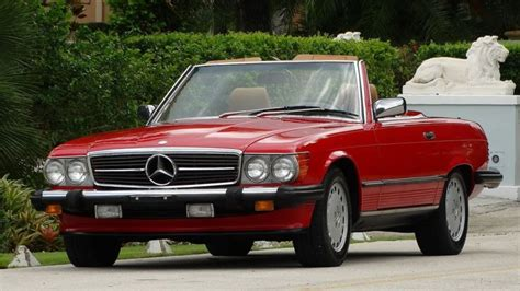 how cars run 1987 mercedes benz sl class parental controls purchase used 1987 mercedes benz sl class 560sl roadster in brandon florida united states for