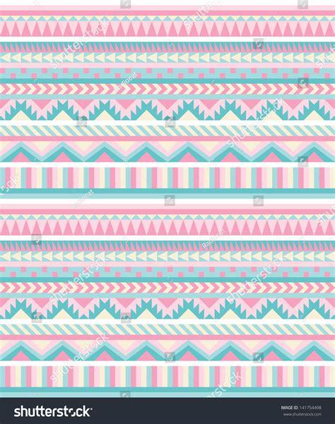 pastel pattern aztec seamless aztec pattern pastel tints stock vector 141754498
