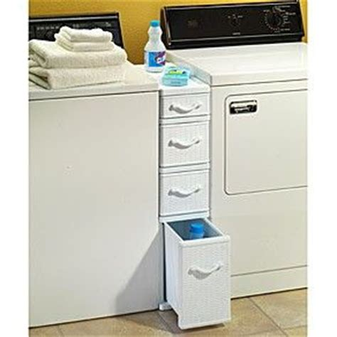 Laundry Room Storage Between Washer And Dryer Shelf Between Washer And Dryer Storage Space Between Your Washer And Dryer Organizing