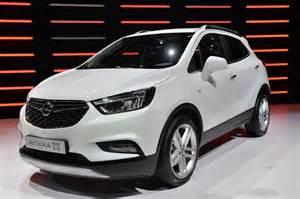 Mokka Opel Opel Mokka X Showcased At Geneva Motor Show Drivers Magazine