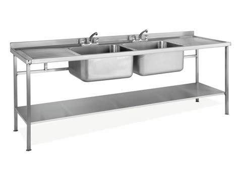 commercial stainless steel kitchen sink commercial stainless steel sinks parry
