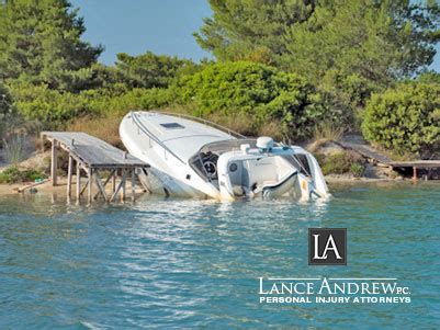 boating accident utah utah boat accident attorneys lance andrew law