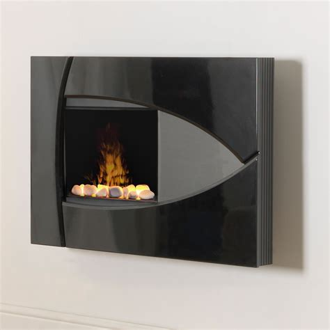Electric Wall Mounted Fireplace Dimplex Brayden Optimyst Wall Mount Electric Fireplace Bbk20r