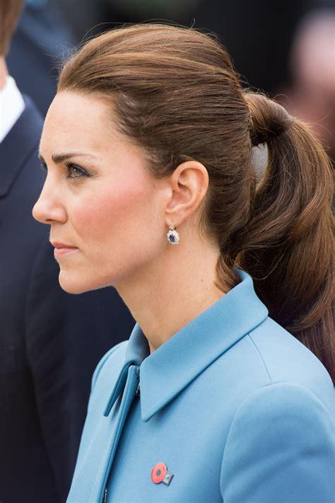 kate middleton s shocking new hairstyle kate middleton s ponytail how to get kate middleton s hair