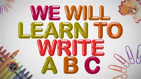Learn To Write Essay by Learn To Write Abc Writing Alphabet Letters For Writing Practice For
