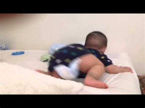 baby fell out of bed baby falling down from a bed 9 months youtube