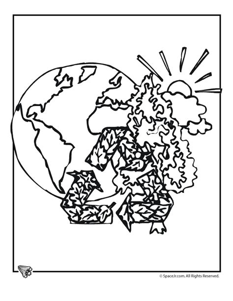 earth day coloring pages 2010 earth day coloring 4 woo jr kids activities