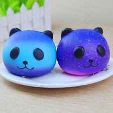 Squishy Galaksi Jumbo jumbo galaxy panda squishy soft and rising