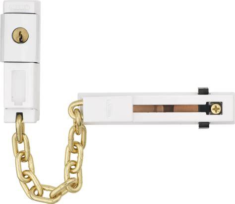 Door Chains by Abus Door Chain Sk78 W Sb 03963