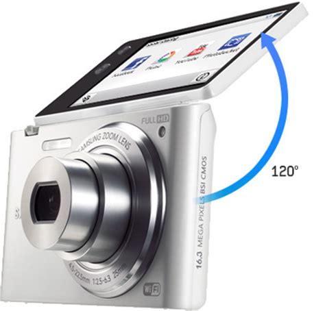 Kamera Samsung Mv900f samsung mv900f digitalkameras im test