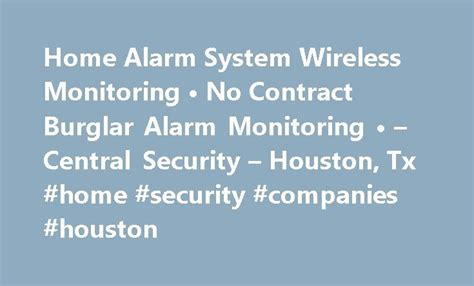home security companies with no contract 28 images adt