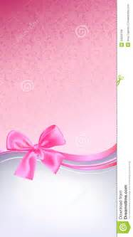 pink bow background royalty free stock photos image