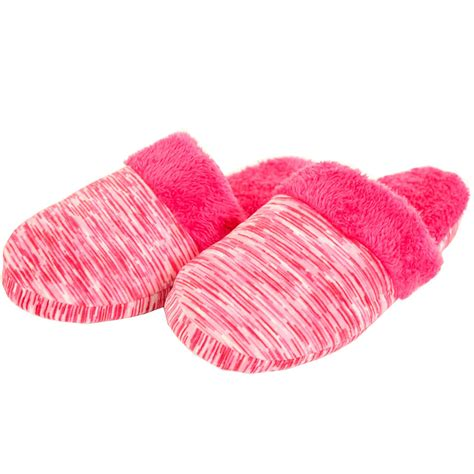 fuzzy house shoes womens cozy plush slippers house shoes fuzzy slip on soft