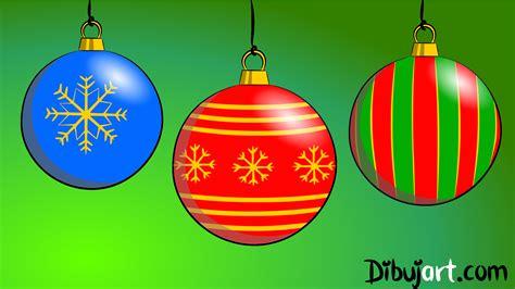 imagenes navidad bolas c 243 mo dibujar unas bolas de navidad dibujos de navidad
