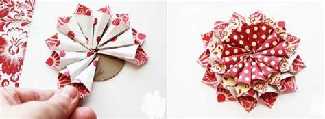 fiori natalizi di carta agenda di margherita decorazioni fiori di carta vari colori