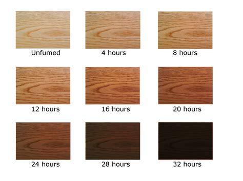 wood furniture colors chart file fuming chart jpg wikipedia