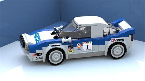 mazda 3 rally car lego ideas mazda rx 7 b rally car lego speed