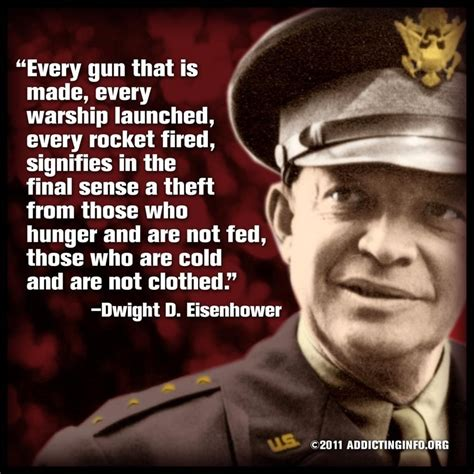eisenhower becoming the leader of the free world books words of wisdom eisenhower on the costs of war