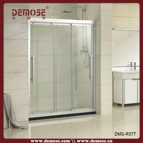 Three Panel Sliding Shower Door 3 Panel Sliding Doors Spare Parts Tempered Shower Enclosure Buy Tempered Shower Enclosure