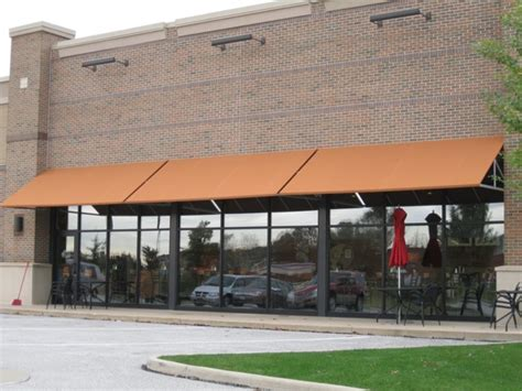 commercial awning fabric fabric awning canvas awnings cleveland akron canton