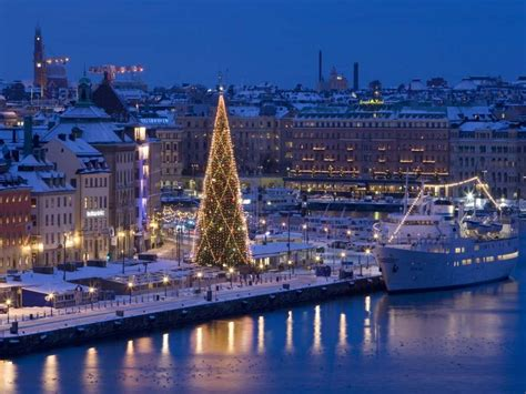 Xmas Decorations To Make At Home by Easy Escapes Christmas In Stockholm Sweden