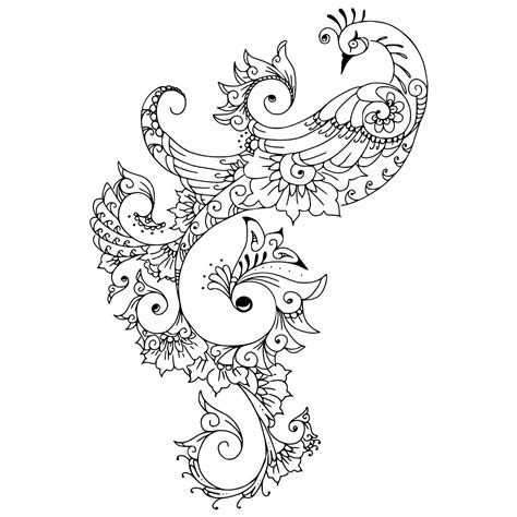 tribal peacock tattoo peacock tattoos designs ideas and meaning tattoos for you