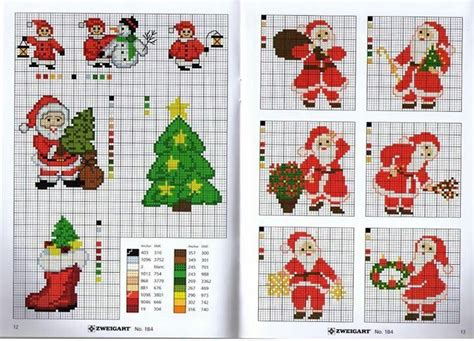 cenefas navidad punto de cruz cenefas de navidad en punto de cruz punto de cruz