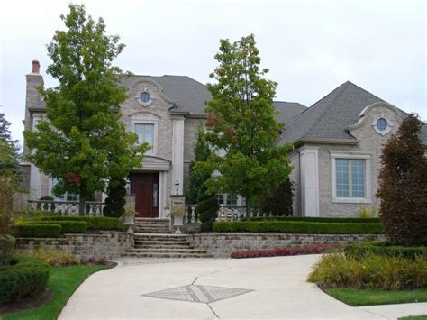 5 bedroom homes for sale in michigan stonewater subdivision northville mi stonewater homes