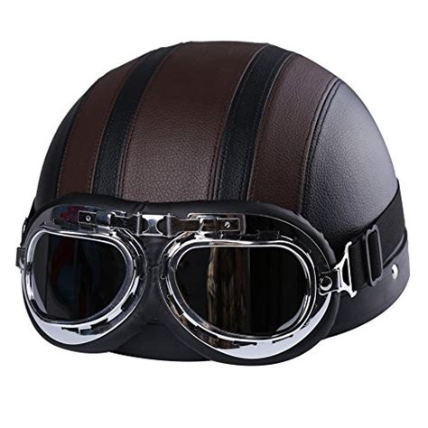 Kacamata Helm Visor Goggle 25 best leather helmets 2018