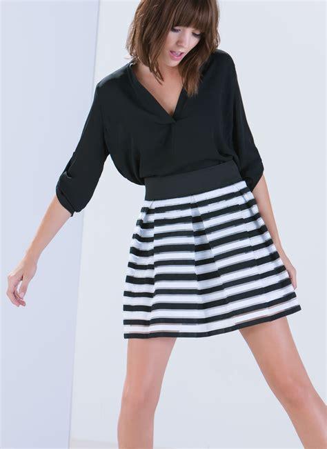 Ready Set Stripe Skirt gojane unveils ready set soiree collection