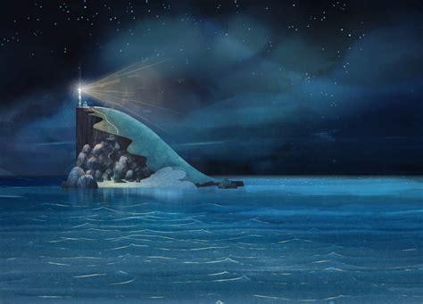 animation film song   sea artbook