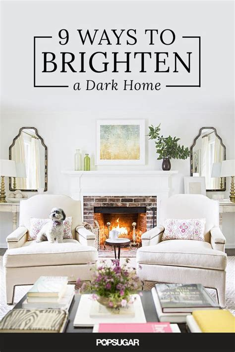 how to make a dark room look brighter no worries dark rooms and design interiors on pinterest