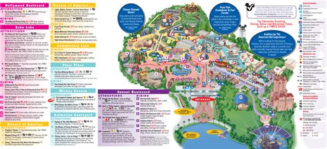 printable disney world maps walt disney world map 2014 printable walt disney world